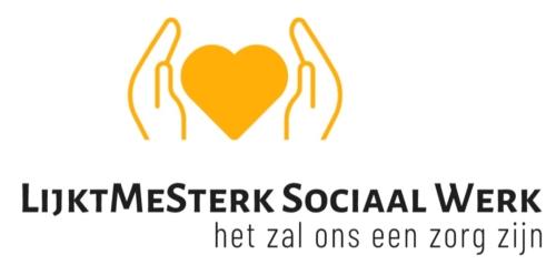 LijktMeSterk Sociaal Werk Logo