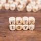 haat liefde structuur